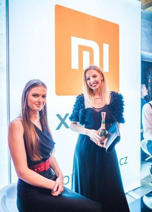VIP holky na akci Czech Social Awards